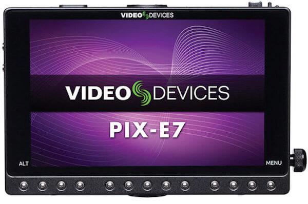 Périphériques vidéo Pix E7