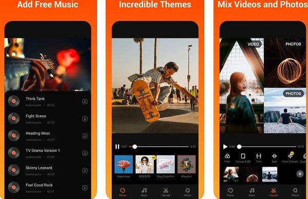 Vivavideo Slideshow Maker