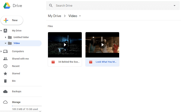 Watch iTunes Movies on Android Google Drive