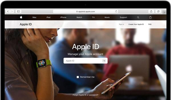 Qu'est-ce que l'identifiant Apple