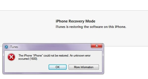 the iphone could not be restored 3194 3 ways to fix error 3194 that iphone could not be restored 20524