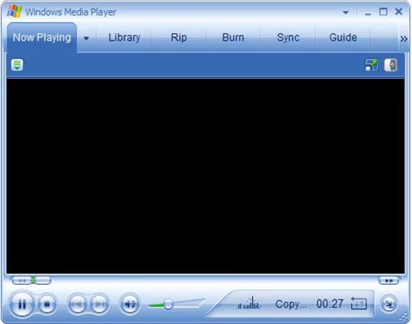 Windows Media Player 10