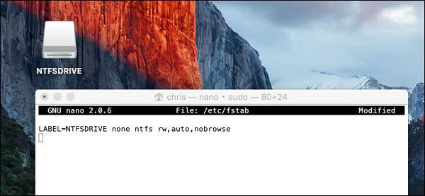 Write ntfs mac tested solution