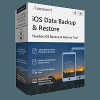 iOS-Datensicherungs- und Wiederherstellungsbox