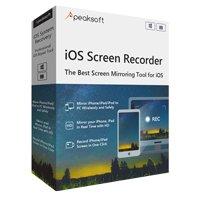 iOS Bildschirmschreiber