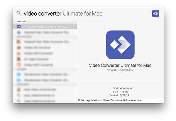 Starten Sie Video Converter Ultimate