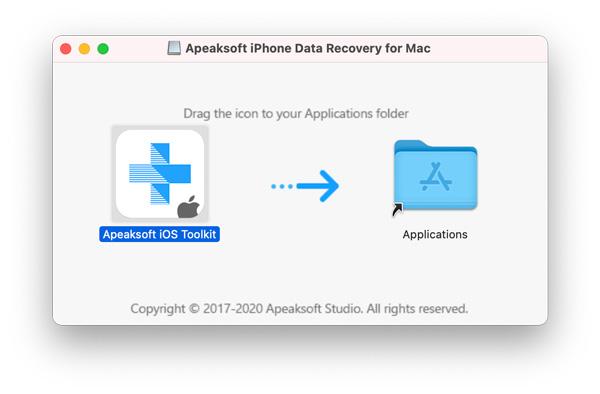 Installez Whatsapp Transfer pour Mac