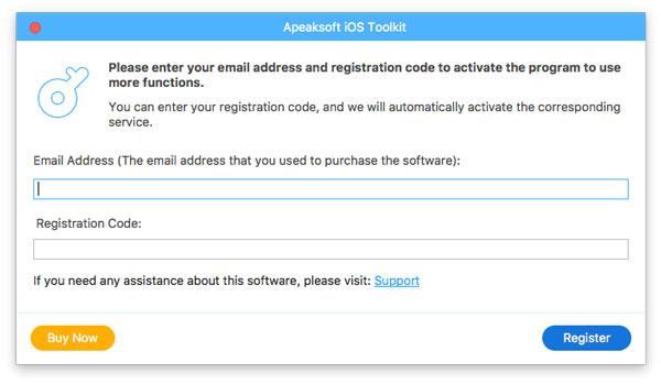 Enregistrer Whatsapp Transfer pour Mac