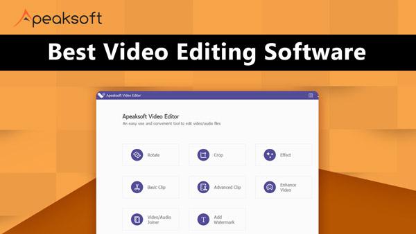 Beste Videobearbeitung Sfotware