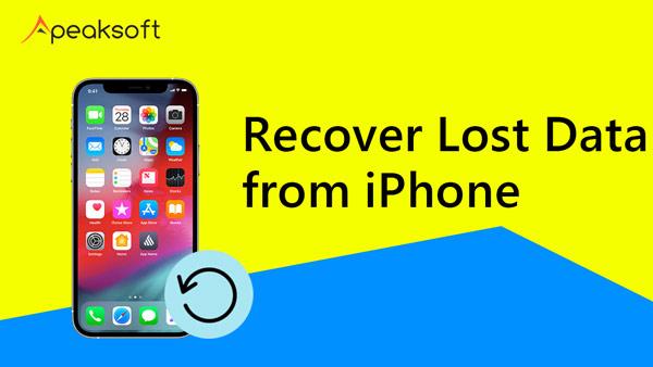 Verlorene Daten vom iPhone wiederherstellen